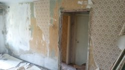 Демонтаж стен - кирпич в Одессе 1