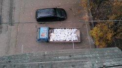 Вывоз  мусора после демонтаж стен - кирпич в Одессе 3