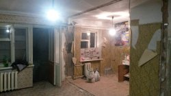 Демонтаж стен - кирпич в Одессе  3