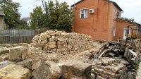Снос - демонтаж зданий ручным  методом, укладка камня