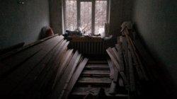 Подготовка перед ремонтом -разборка деревянных полов Одесса