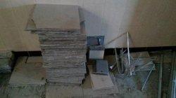 Демонтаж плитки цена от 50 грн/м2 в  Одессе - с сохранением в Одессе