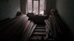 Демонтаж полов цена от 35 грн/м2  в Одессе - деревянные 01