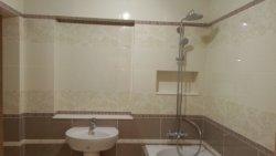 Вырезать ниши в стене - Одесса, полка в ванной комнате 2