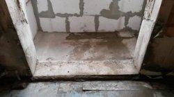 Демонтажные работы - убрать, вырезать, подоконный блок(тумбу)