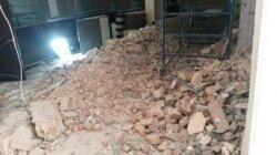 Снос стен и перегородок ракушняк - ударный метод - Одесса 05