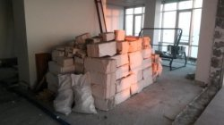 Снос стен и перегородок газобетон - безударный метод - Одесса 03