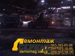 Демонтаж и вывоз строительного мусора