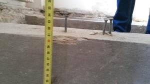 Старая балка высота 30 см